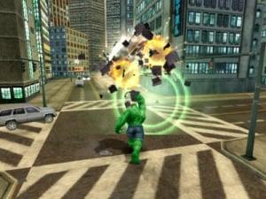 The Incredible Hulk: Ultimate Destruction Review - Screenshot 1 of 6