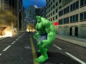 The Incredible Hulk: Ultimate Destruction Review - Screenshot 3 of 6