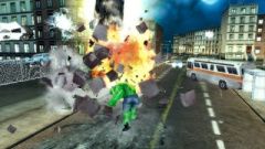 The Incredible Hulk: Ultimate Destruction Screenshot