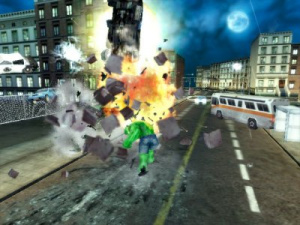 The Incredible Hulk: Ultimate Destruction Review - Screenshot 5 of 6