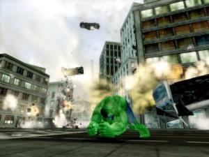 The Incredible Hulk: Ultimate Destruction Review - Screenshot 4 of 6