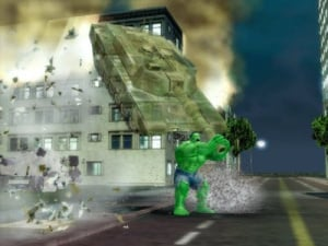 The Incredible Hulk: Ultimate Destruction Review - Screenshot 2 of 6