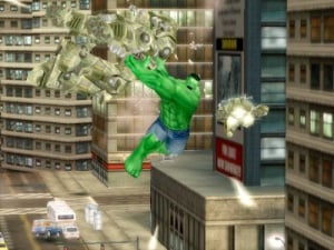 The Incredible Hulk: Ultimate Destruction Review - Screenshot 5 of 6