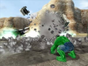 The Incredible Hulk: Ultimate Destruction Review - Screenshot 1 of 6