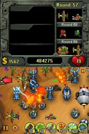 Fieldrunners Review - Screenshot 2 of 3
