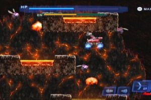 Blaster Master: Overdrive Screenshot
