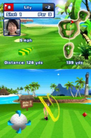 Let's Golf! Review - Screenshot 1 of 2