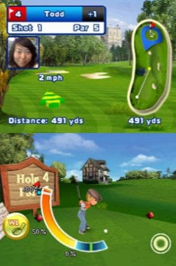 Let's Golf! Screenshot