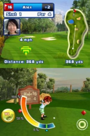 Let's Golf! Review - Screenshot 2 of 2