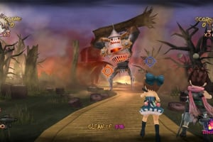 Zombie Panic in Wonderland Screenshot