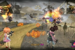 Zombie Panic in Wonderland Screenshot