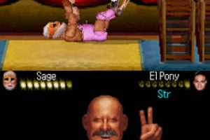 Nacho Libre Screenshot