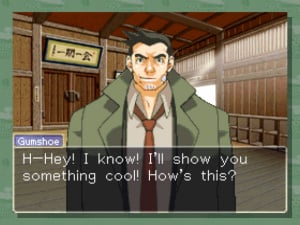 Phoenix Wright: Ace Attorney - Justice For All Review - Screenshot 2 of 4