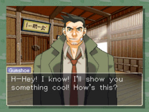 Phoenix Wright: Ace Attorney - Justice For All Review - Screenshot 1 of 4