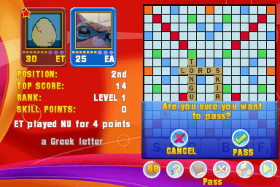 Scrabble Classic Screenshot