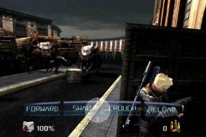 WarMen Tactics Screenshot