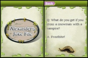 Flips: Terror in Cubicle Four Review - Screenshot 1 of 2