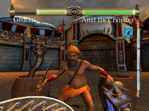 Rage of the Gladiator Review - Screenshot 5 of 5