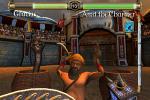 Rage of the Gladiator Screenshot