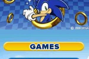 Sonic Classic Collection Screenshot