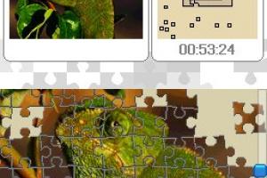 Puzzle to Go Wildlife Screenshot