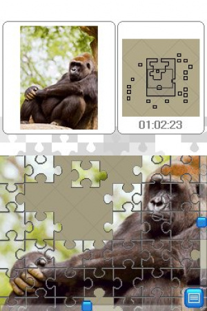 Puzzle to Go Wildlife Review - Screenshot 1 of 2