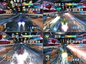 F-Zero GX Review - Screenshot 3 of 6