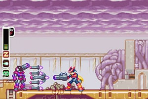 Mega Man Zero Collection Screenshot