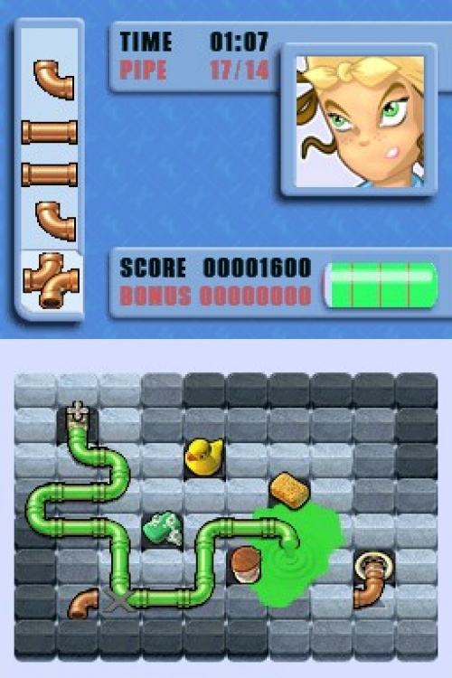 Pipe Mania Screenshot