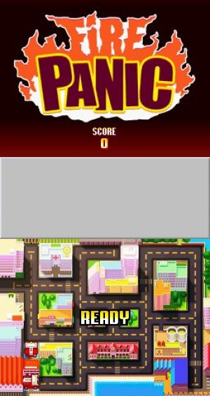 Fire Panic Review - Screenshot 1 of 3