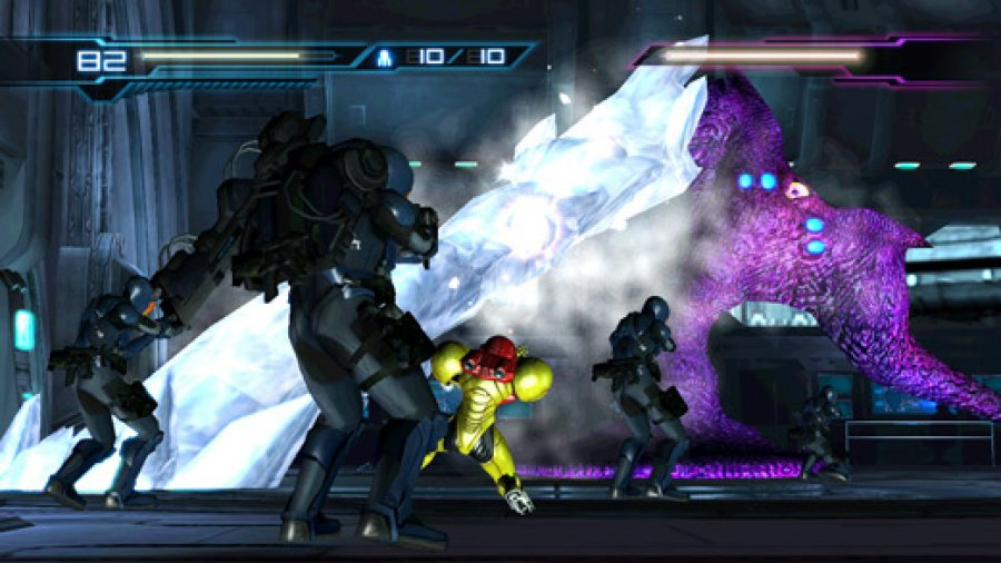 Metroid: Other M Review - Screenshot 3 of 5