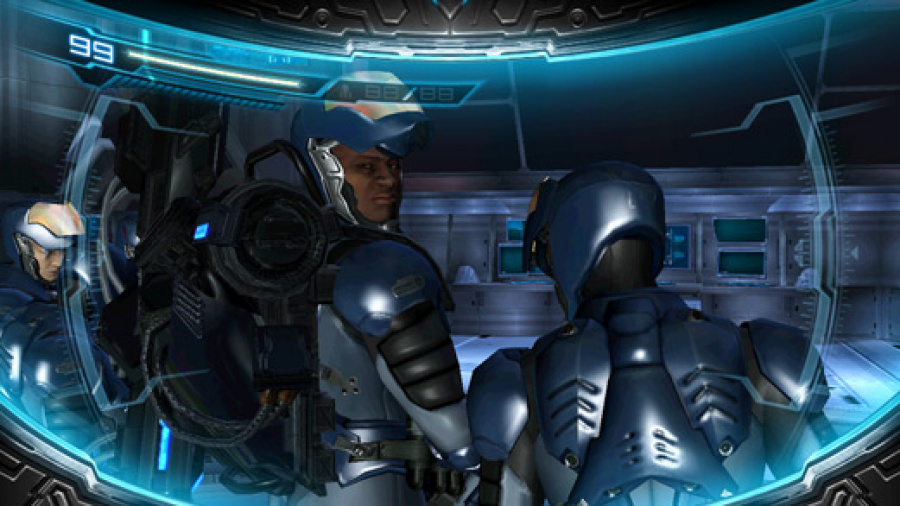 Metroid: Other M Review - Screenshot 2 of 5