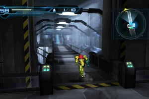 Metroid: Other M Screenshot