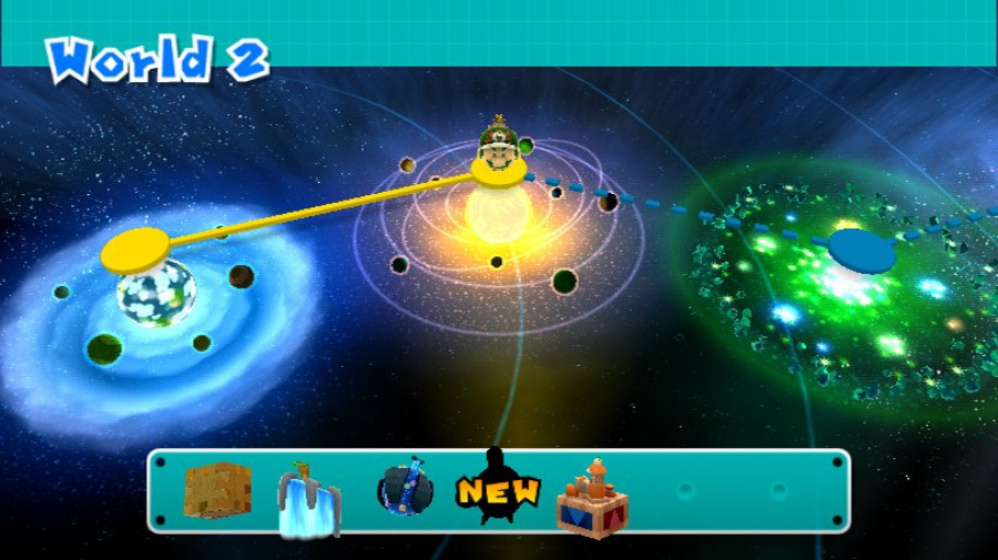 Super Mario Galaxy 2 Review - Screenshot 4 of 5