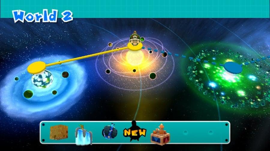 Super Mario Galaxy 2 Review - Screenshot 3 of 5