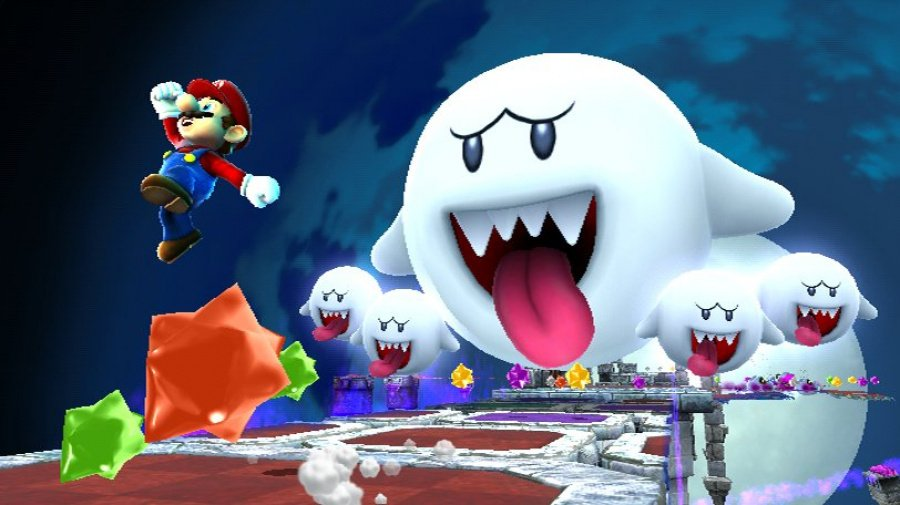 Super Mario Galaxy 2 Review - Screenshot 1 of 5