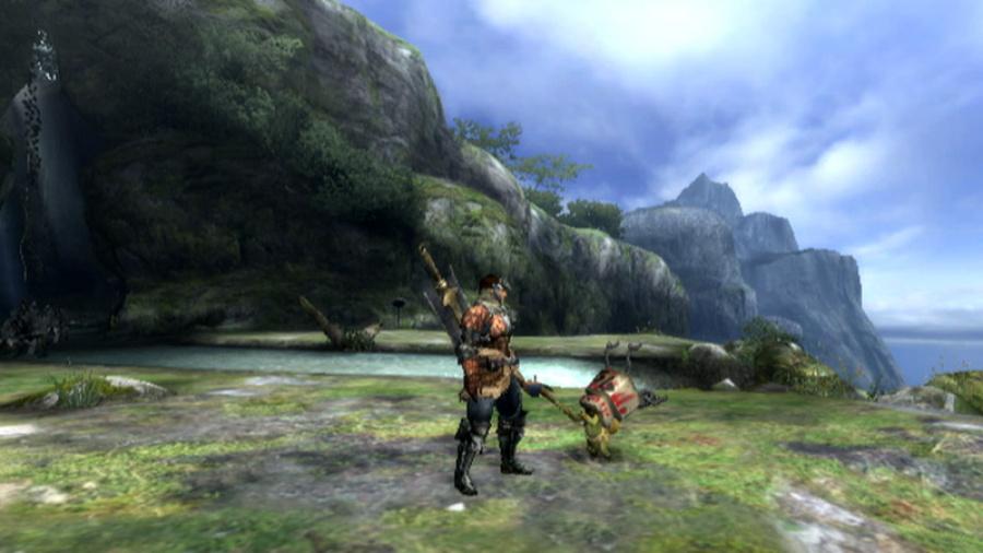 Monster Hunter 3 (Tri~) Review - Screenshot 1 of 4