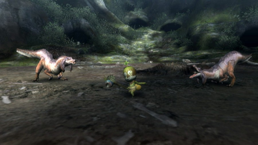 Monster Hunter 3 (Tri~) Screenshot
