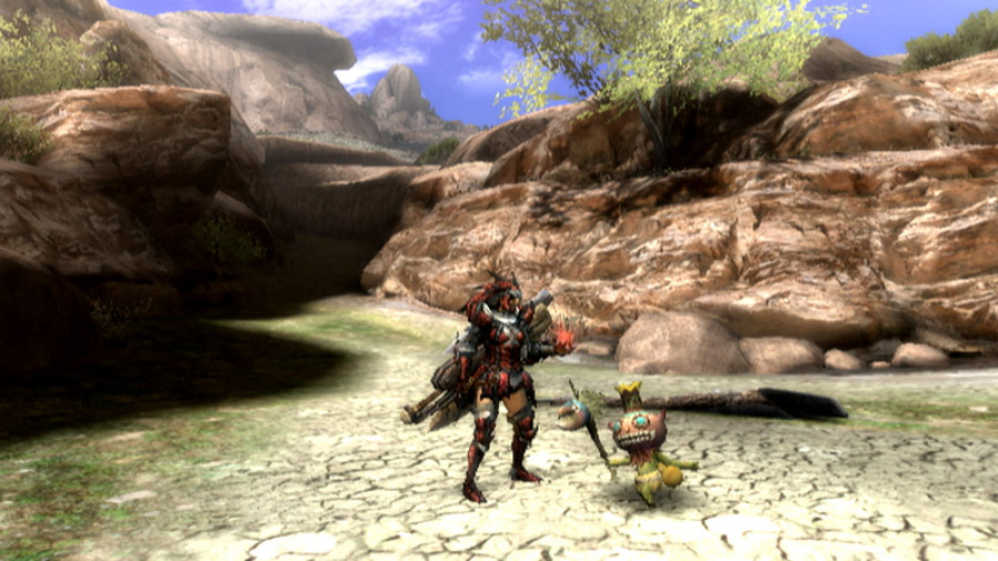 Monster Hunter 3 (Tri~) Review - Screenshot 4 of 4