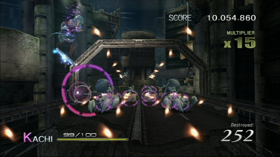 Sin and Punishment: Star Successor Review - Screenshot 5 of 5