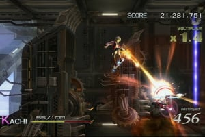 Sin and Punishment: Star Successor Screenshot