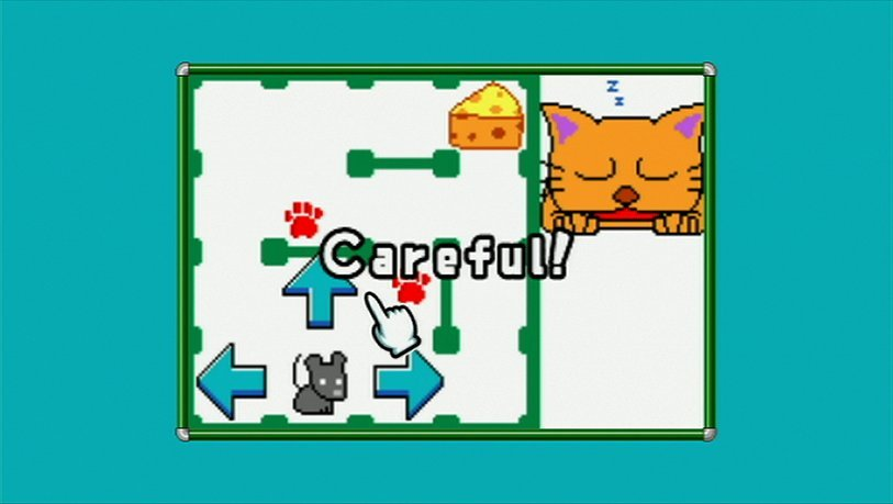 WarioWare: D.I.Y. Showcase Screenshot