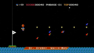 WarioWare: D.I.Y. Showcase Review - Screenshot 2 of 3