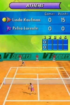 VT Tennis Review - Screenshot 1 of 3