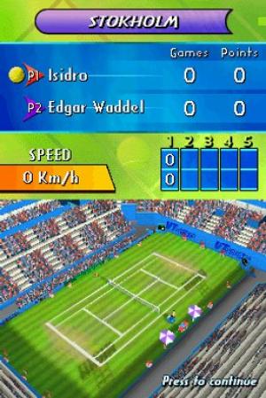 VT Tennis Review - Screenshot 3 of 3