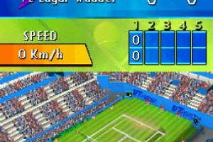VT Tennis Screenshot