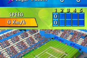 VT Tennis Screenshot
