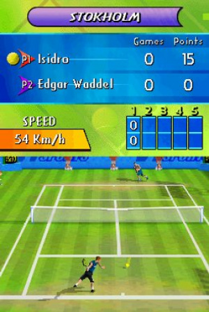 VT Tennis Review - Screenshot 2 of 3