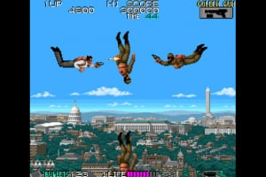 Data East Arcade Classics Screenshot