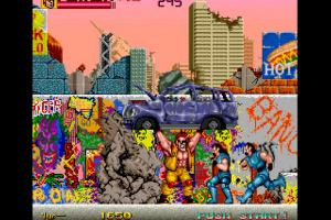 Data East Arcade Classics Screenshot